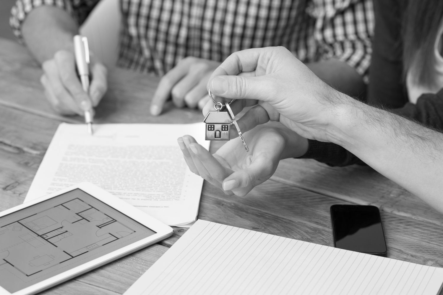 Immobilien kaufen und verkaufen bei Haiden und Menhofer